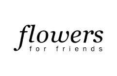 Logo - Flowers for friends