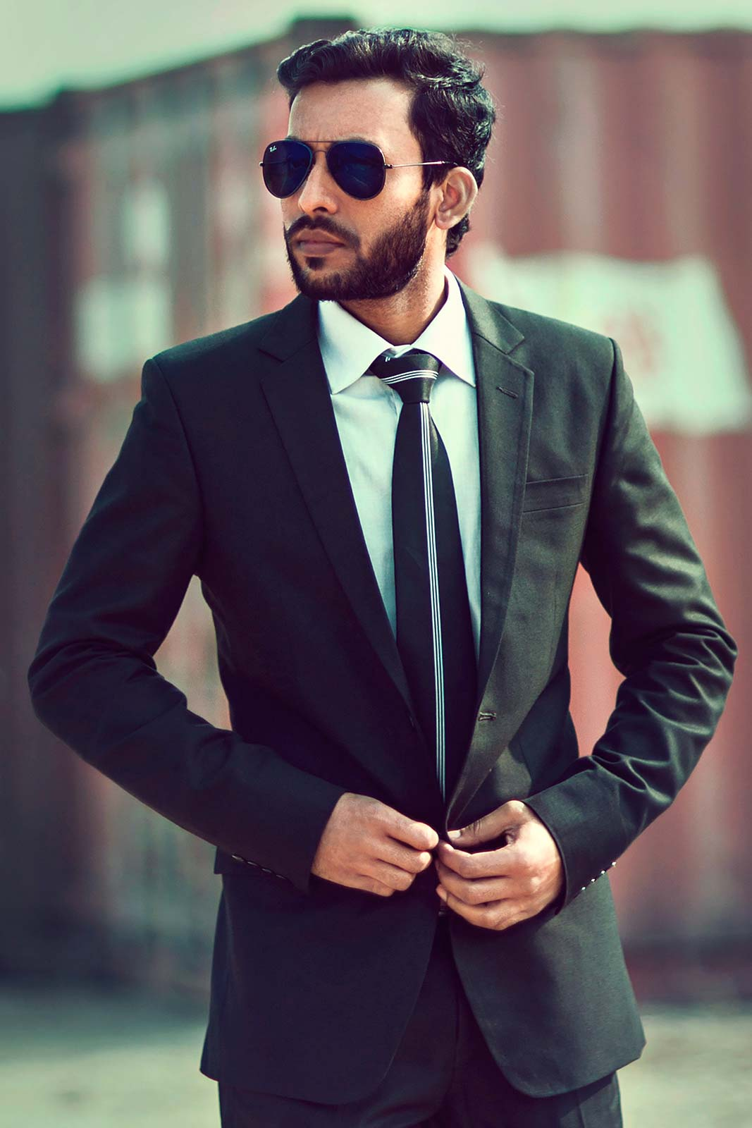 Fashion Style, Anzug